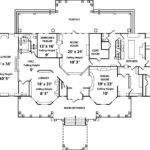 Floor Plan Endicott Estate