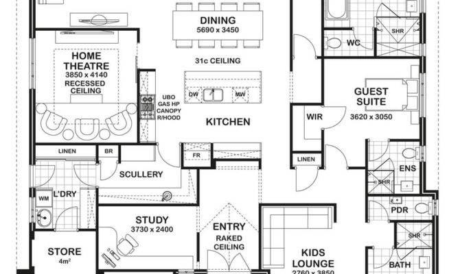 Floor Plan Friday Bedroom Bathroom Home