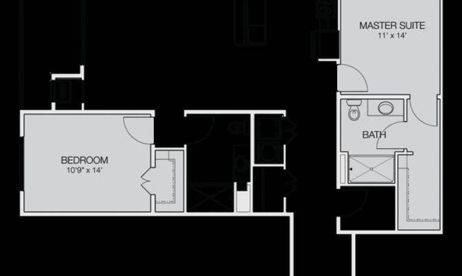 Floor Plan Greenbelt Apartments