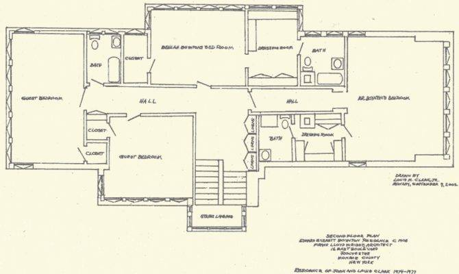 Floor Plan Growing Frank Lloyd Wright House Kim