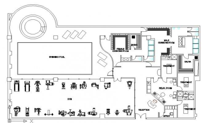Floor Plan Gym Gurus