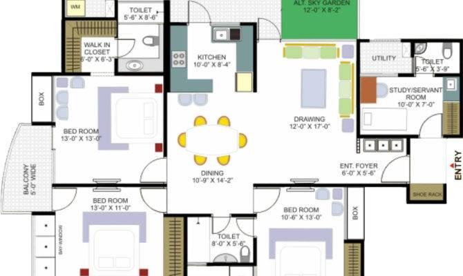 Floor Plan House Designs Plans Planning