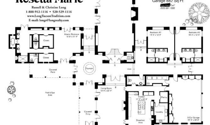 Floor Plan House Plans Pinterest