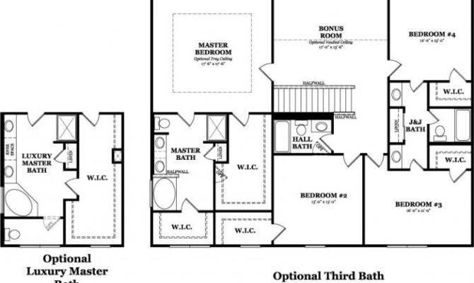 Floor Plan Jack Jill Bathroom Google Search Floors Plans