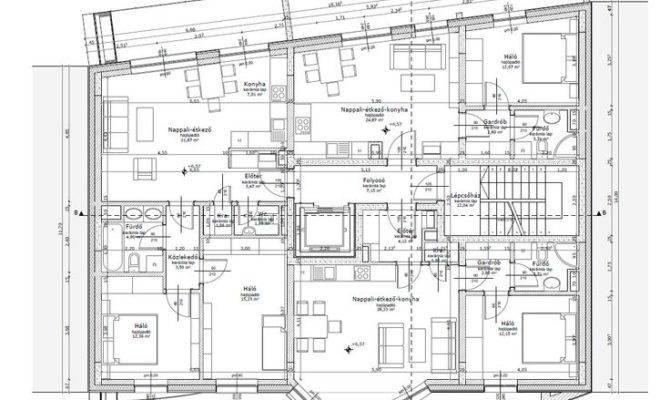 Floor Plan Low Energy House Architecture Plans Renders