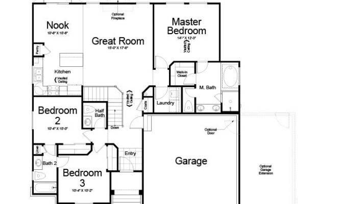 Floor Plan Our Home Fantasy House Pinterest