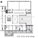 Floor Plan Section Elevation Petar Pan