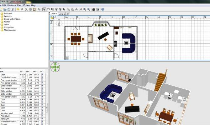 Floor Plan Software Sweethome Review