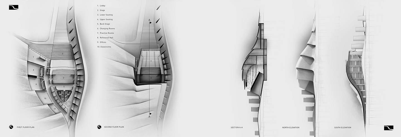 Floor Plan Study Visualizing Architecture