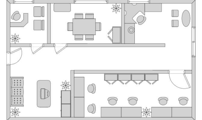 Floor Plan Template Business