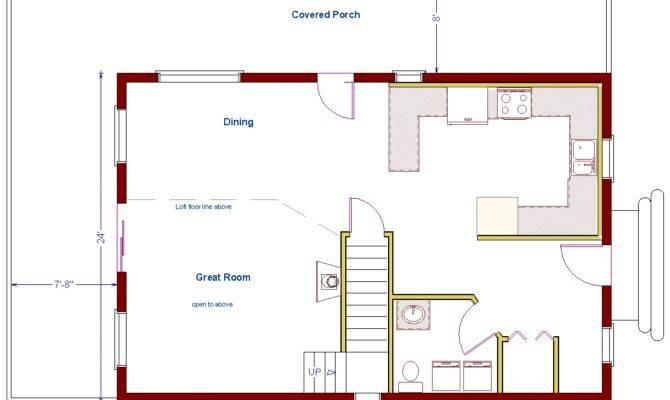 Floor Plan Village Now Details Cabin