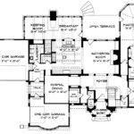 Floor Plans Aflfpw Story Queen Anne Home Bedrooms