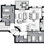 Floor Plans Architecture Lower Plan
