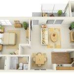 Floor Plans Awesome Small Plan Wide House Revenir