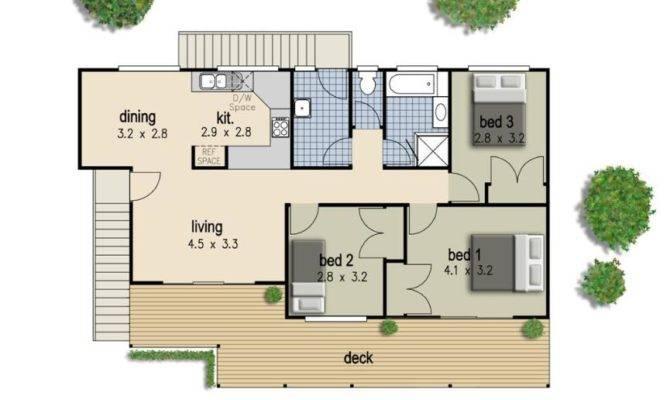 Floor Plans Bedroom House Plan Beach Style