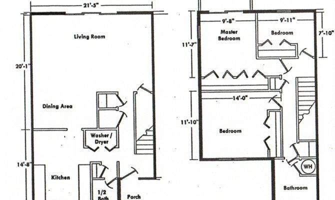 Floor Plans Bedroom House