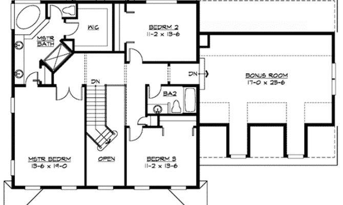 Floor Plans Bonus Room Over Garage Gurus