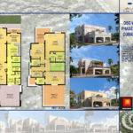 Floor Plans Cedre Villas Silicon Oasis Dubai