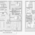 Floor Plans Chalet Loft More Mountain Morzine