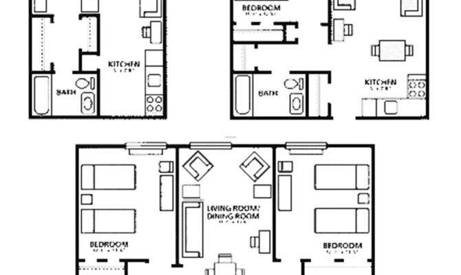 Floor Plans Design Bookmark