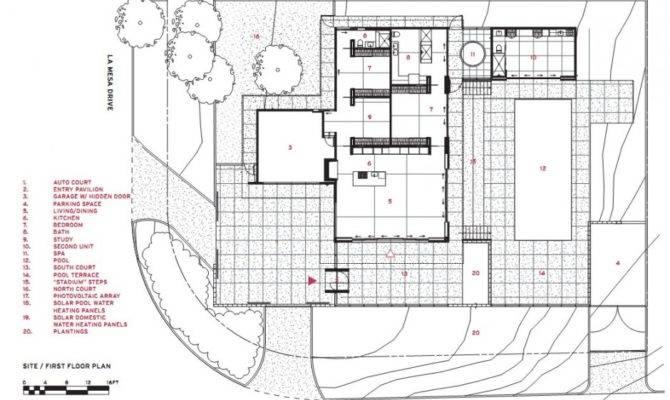 Floor Plans Design Modern Home First Plan