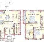Floor Plans Detached Single House Proposed New