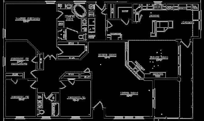 Floor Plans Evans