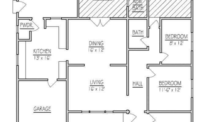 Floor Plans Home Additions Homes