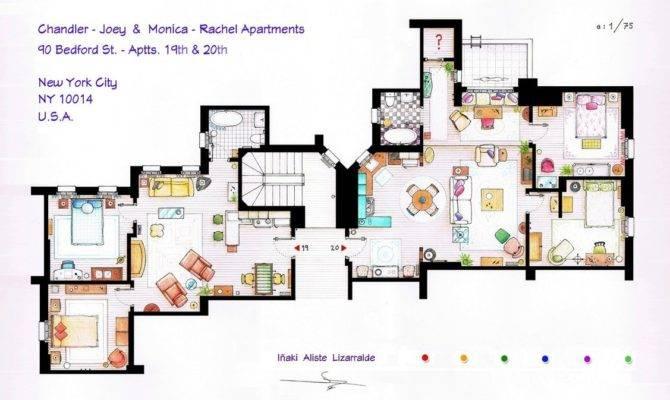 Floor Plans Homes Famous Shows