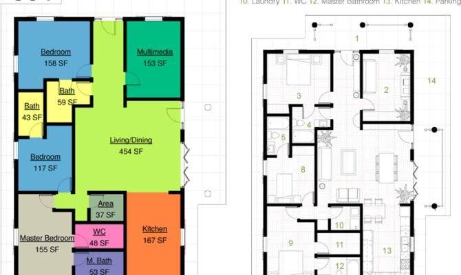 Floor Plans House Design