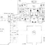 Floor Plans James Mega Mansion Design Homes