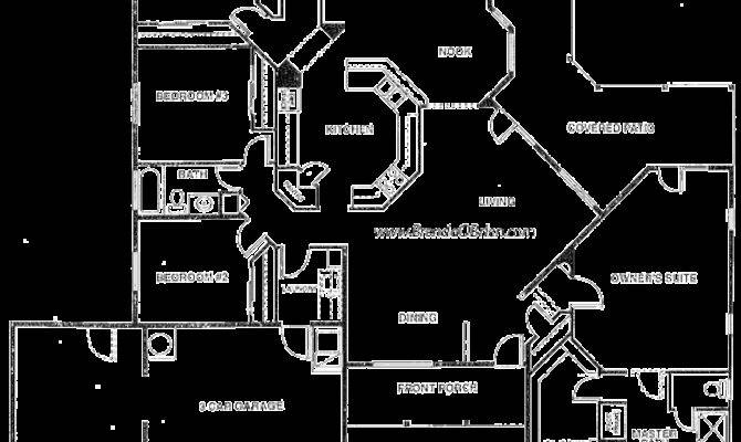 Floor Plans Large Home House Design
