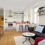 Floor Plans Living Room Elegant Kitchen