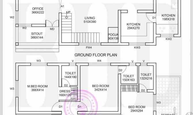 Floor Plans Lovely Bedroom House Plan Indian