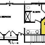 Floor Plans Master Suite Addition Bedroom