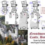 Floor Plans Neuschwanstein Castle More Rpg Booster