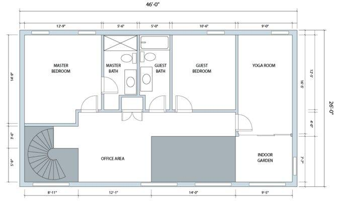 Floor Plans Passive House