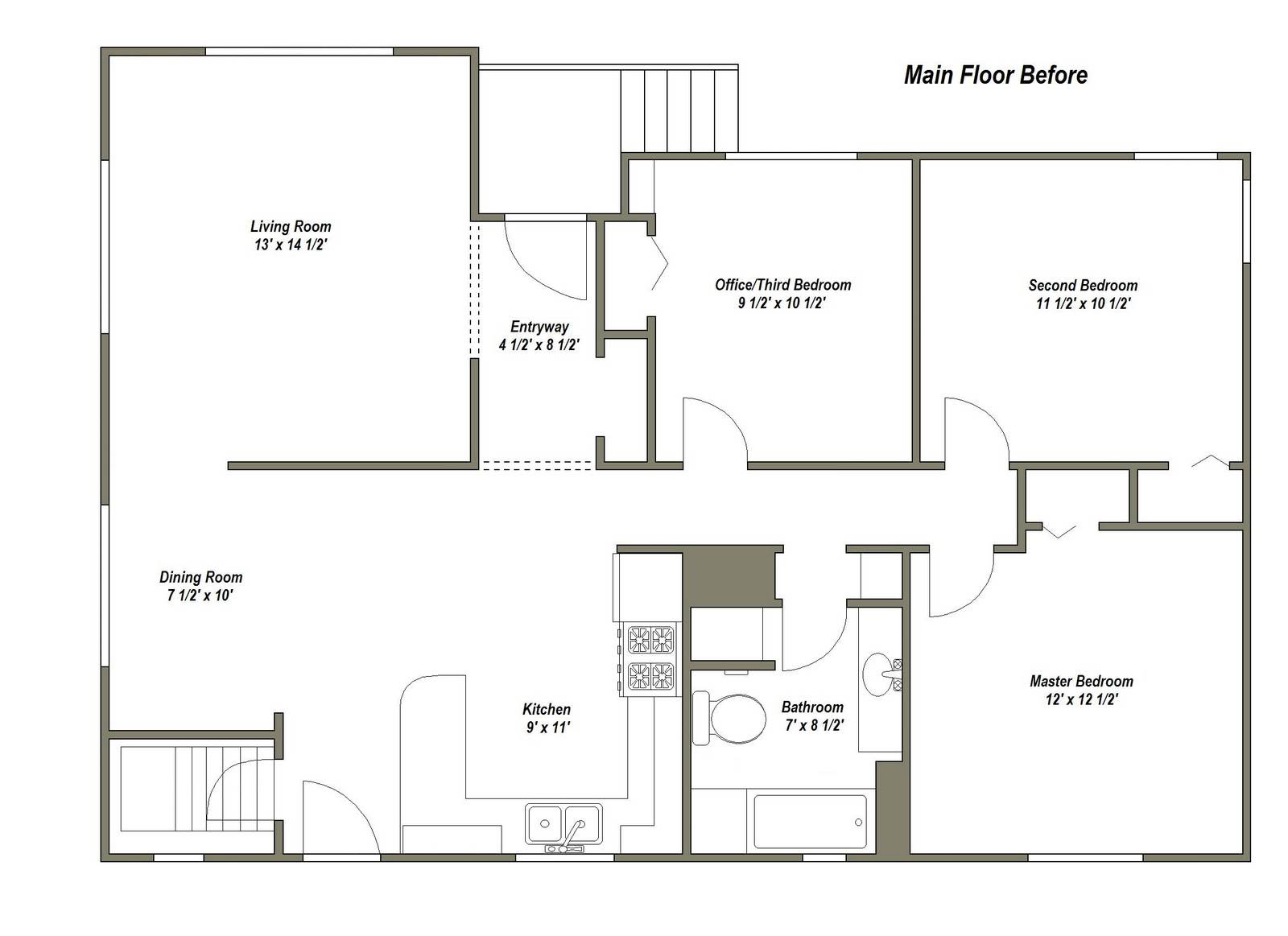 Floor Plans Perfect Small Office
