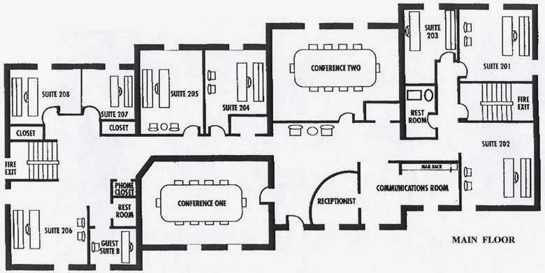 Floor Plans Plan Maker Mansion Office