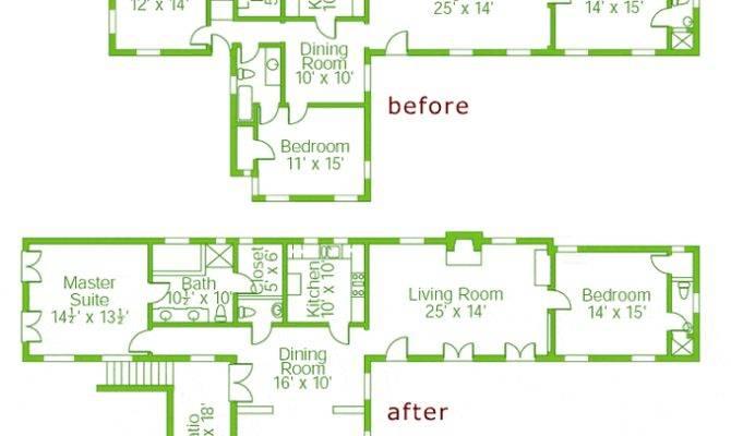 Floor Plans Room Additions