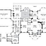 Floor Return Mansion Series Plans Print Plan
