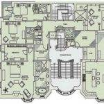Floor Victorian Mansion Plans