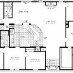 Floorplans Manufactured Homes Square Feet