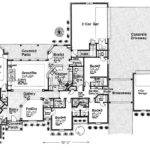 Floors Plans Houseplans Country House French Floor