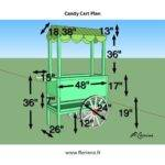 Floriana Design More Candy Cart Diy Plans Creative Idea