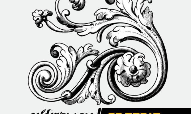 Flourish Vector Vol Sample Clip Arts Clipart Clipartlogo