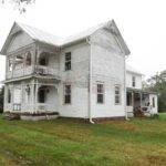 Folk Victorian Farmhouse Circa Old Houses Sale