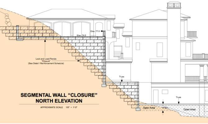 Foundation Design Steep Sloped Lots Insulation Efficiencies