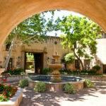 Fountain Courtyard Arizona West Trekearth