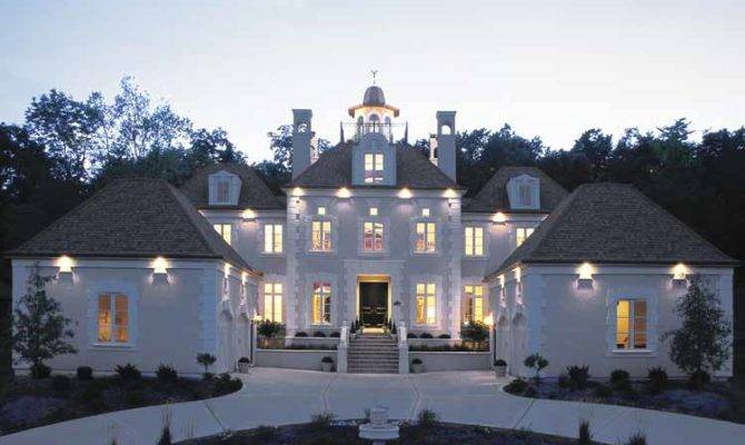 Four Bedroom Chateauesque